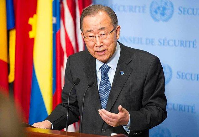Aralık'ta göreve veda edecek olan BM Genel Sekreteri Ban Ki-moon'un koltuğu için 10 aday yarışıyordu.