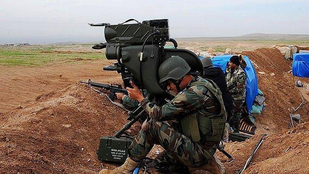 """Nuceyfi: """"Ninova Bekçileri, Irak ordusuyla IŞİD hedeflerine ilerleyecek"""""""