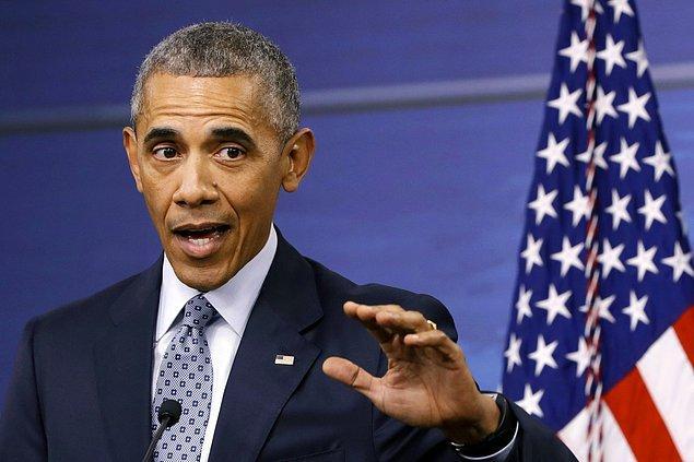 ABD Başkanı Barack Obama da şarkıcıyı kutladı