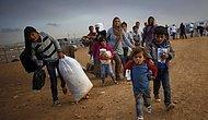 '100 Bin Iraklı Sivil Türkiye ve Suriye'ye Kaçabilir'