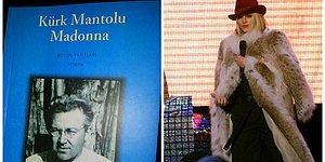 Kürk Mantolu Madonna Kitabını, Madonna'nın Hayat Hikayesi Zanneden Tv Yorumcusu Sosyal Medyanın Gündeminde