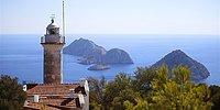 Akdeniz'de Denizcilere Işık Tutan Gelidonya Feneri 72 Yıldır Onlara Emanet