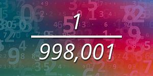 Matematiğin Muhteşem Doğasını Gözler Önüne Seren Sihirli Bir İşlem: 1 Bölü 998.001