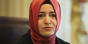 Aile Bakanı: 'Türk Kadını Adam Gibi Ölmesini Çok İyi Bilir'