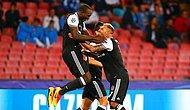 Kartal'dan Tarihi Galibiyet | Napoli 2-3 Beşiktaş