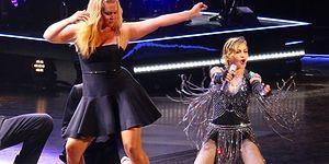 Madonna: 'Hillary Clinton'a Oy Verirseniz Hepinize Oral Seks Yapacağım'