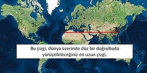 Dünyayı Algılama Şeklinize Yepyeni Bir Boyut Kazandırıp Ufkunuzu Genişletecek 25 Harita
