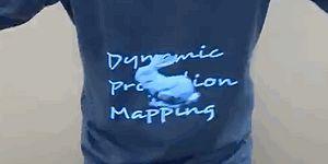 Görüntüye Gerçek Zamanlı Şekil Veren Dinamik Projeksiyon Cihazı