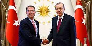 ABD Savunma Bakanı Ashton Carter Ankara'da: 'Bunları Aşabiliriz'