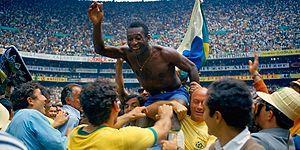 Savaşı Durduran Adam, Futbol Tarihinin En Büyük Efsanesi: Siyah İnci Pele 76 Yaşında!