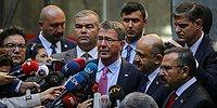 ABD Savunma Bakanı Carter: 'Türkiye ile Irak Prensipte Anlaştı'