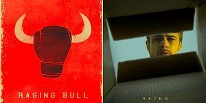 """""""Her Güne Bir Film Posteri"""" Mottosuyla Yola Çıkmış Tasarımcıdan 32 Alternatif Film Posteri"""