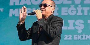 Erdoğan: 'Oraya İnmeyin Diyorlar; Mecburuz, İneceğiz'