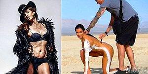 Photoshop İle Gerçek Olamayacak Kadar 'Kusursuz' Görünümlere Kavuşan 16 Ünlü