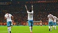 Aslan Evinde Kayıp! Galatasaray 0-1 Trabzonspor