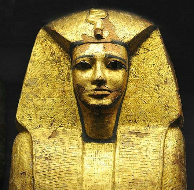 Altın heykeller - Mısır