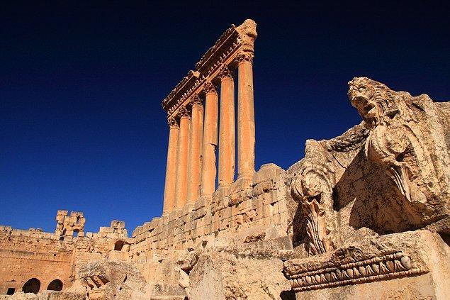 Jüpiter Tapınağı - Lübnan