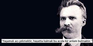 Altı Çizilesi Cümleleriyle Alman Felsefeci Nietzsche'den 15 Aforizma
