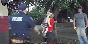 Nöbet Geçiren Çocuğun Hayatını Kurtaran Kahraman Polis