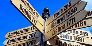 Tercihlerine Göre Hangi Dünya Şehrinde Yaşamalısın?