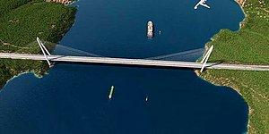 Çanakkale 1915 Köprüsü'nün Geçiş Ücreti: 15 Euro