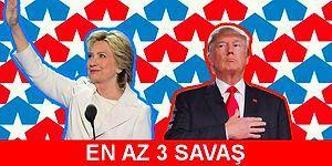 ABD Vatandaşı Olsan Başkanlık Seçimlerinde Kime Oy Verirdin?