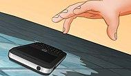 Düşman Başına Ama Telefonunuzu Suya Düşürdüğünüz Anda Hemen Uygulamanız Gereken 10 Adım