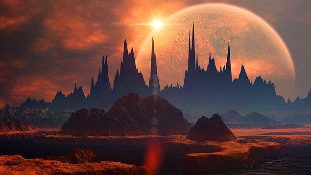 21. Korkunç İddia: 234 Yıldızdan Gelen Garip Sinyaller Uzaylı Varlığının İspatı Olabilir!
