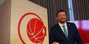 TBF'nin Yeni Başkanı Hidayet Türkoğlu Sosyal Medyanın Gündeminde