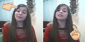 Herkesin Parmakla Gösterdiği Aleyna Tilki'nin 9 Yaşındaki Hali