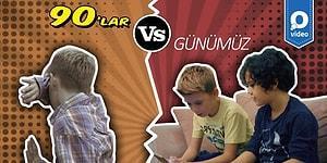 90'larda Çocuk Olmak vs Günümüzde Çocuk Olmak