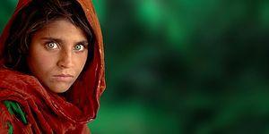 National Geographic Dergisindeki Fotoğrafla Ünlenen 'Afgan Kızı' Tutuklandı