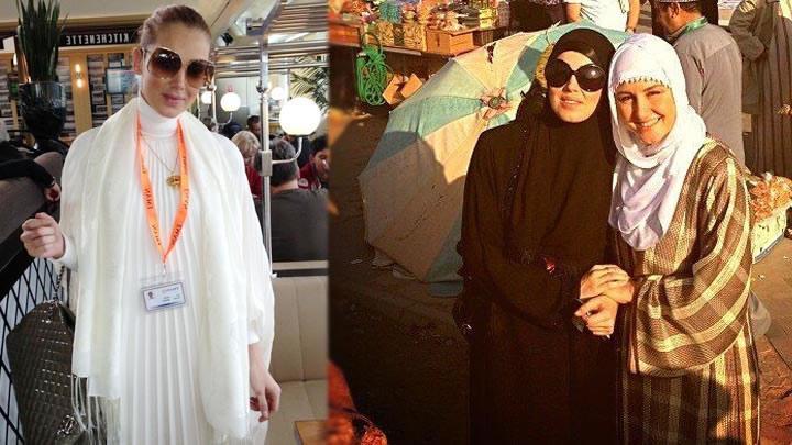 Onlar Dini Vazifelerini Yerine Getirdi Umreye ve Hacca Gitmiş 16 Ünlü ve Fotoğrafları