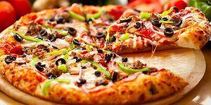 Pizza Olsan Türün Ne Olurdu?