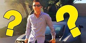 Apaçiliğin Kitabını Yazmış Ronaldo Aşağıdaki Pozlardan Hangisini Vermedi?