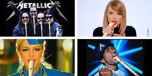 Popüler Şarkıları Flütle Komik Bir Şekilde Yeniden İcra Eden YouTube Kanalından 14 Şarkı