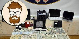 Yakalanan Twitter Fenomeni  'JeansBiri'nin Evinde Yüz Binlerce Dolar Bulundu