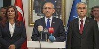 Kılıçdaroğlu: 'Provokasyonlara İzin Verilmemelidir'