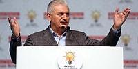 Yıldırım: 'Asıl Başkanlık Gelmezse Türkiye'nin Bölünme Riski Vardır'