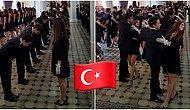 Ve Dünya 4 Dakikalığına Güzelleşti: İzmir Atatürk Lisesi Cumhuriyet Balosu Dans Gösterisi