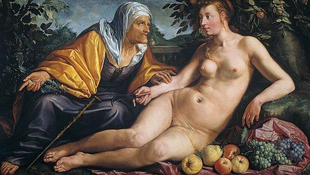 O iki Roman bayramından ilki Feralia'ydı. Feralia, Romanların Ekim sonuna doğru kutladığı, ölüleri onurlandırdıkları bir bayramdı.