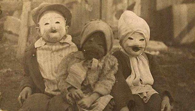 Peki günümüzde Halloween ile özdeşleşen geleneklerin kökeni tam olarak nereden geliyor?
