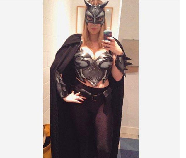 17. Ve Tabii ki Batman