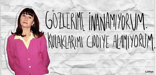 Lütfiye Çıtır Fıdıllıoğlu!