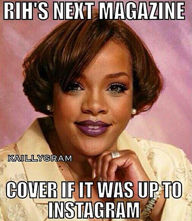 12. Rihanna