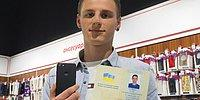Ukrayna'da 3 Kişi Bedava Telefon İçin İsmini 'iPhone 7' Yaptı