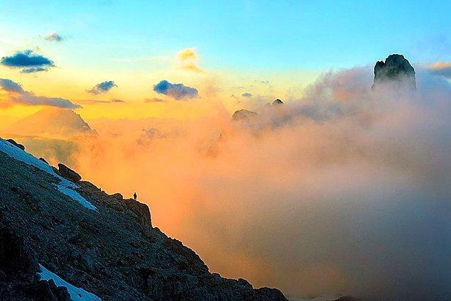26. Dolomites, İtalya