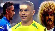 Adı Duyulduğu An Akıllara Futbolundan Önce Acayip Saçları Gelen 18 Futbolcu