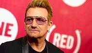 U2'nun Solisti Bono 'Yılın Kadını' Ödülünü Aldı