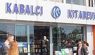 Beşiktaş'ın Simge Kitabevi Kabalcı Kapandı
